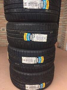 275/35r20 Pirelli Winter 240 Sotto Zero