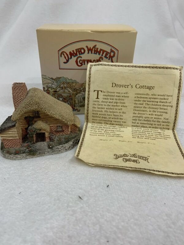 David Winter Drover's Cottage