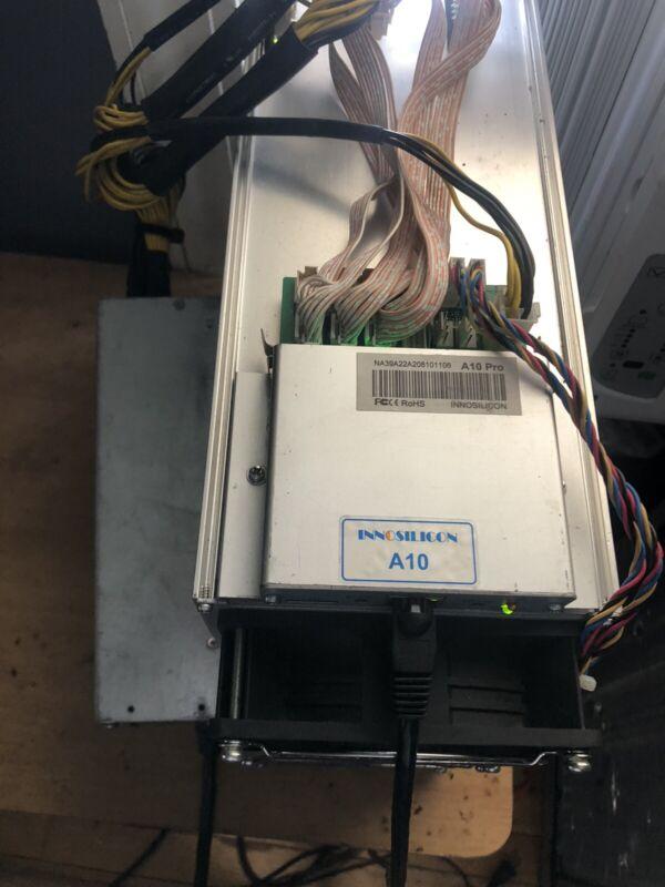 Innosilicon A10 pro 5G   w/psu