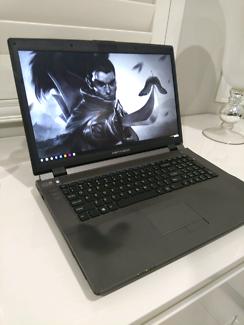 """Metabox W370SS Gaming Laptop 17.3"""""""