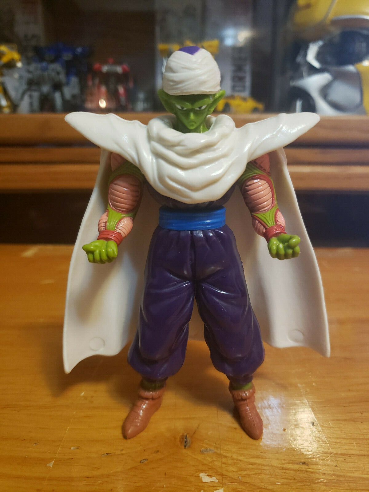 Character:Piccolo Vol 3:BANDAI Dragonball Z  and Dragon Ball GT super battle collection AB Toys & Irwin