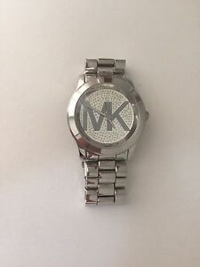 Michael Kors women's watch    -   All stainless steel Bossley Park Fairfield Area Preview