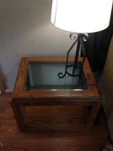 cute end table good condition