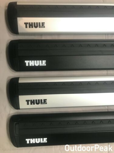 Thule Evo WingBar + Thule Foot Pack + Thule One-Key System  ---    BUNDLE    ---