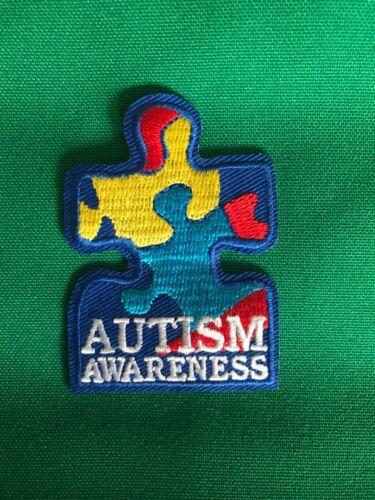 Autism Awareness Fun Patch