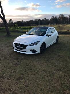 Mazda 3 2014 SP25 Hatch Manual