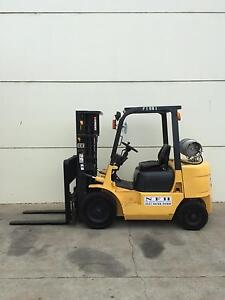 Forklift 2.5 ton with only 490hours .container mast,side Shift Smeaton Grange Camden Area Preview