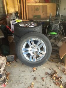 Toyota Tacoma Limited Wheel set