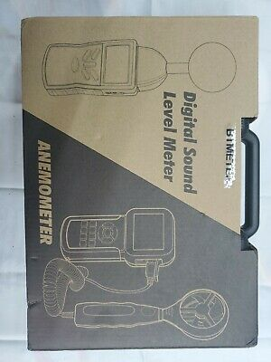 Anemeter Digital Sound Level Meter