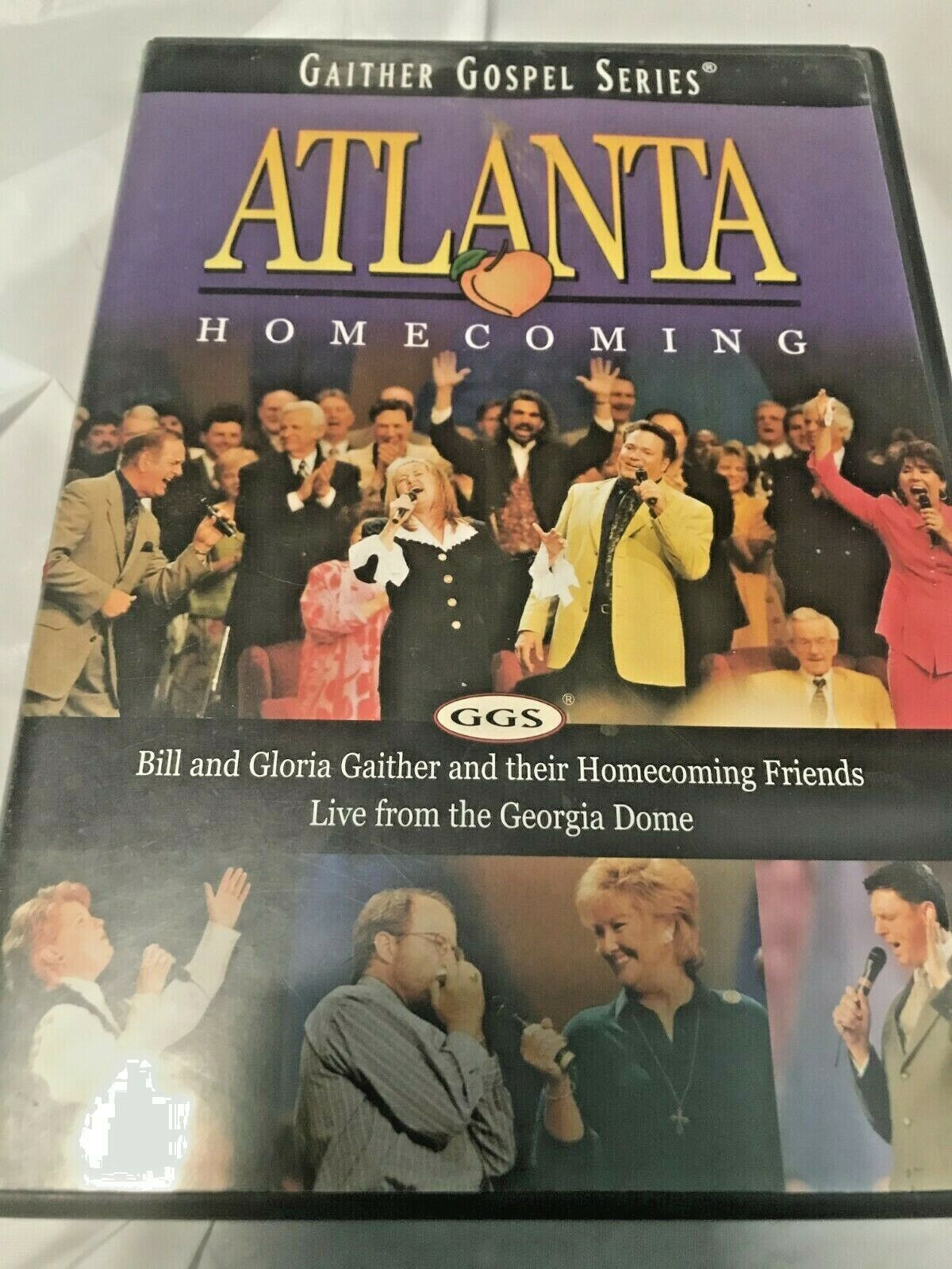 Gaither Gospel Series - Atlanta Homecoming DVD - Live From The Georgia Dome - $4.99