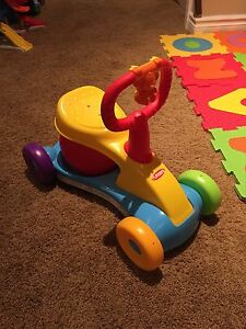 Playskool Ride