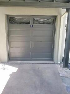 Motorised Merlin Tilt garage door. Woodland grey Ashburton Boroondara Area Preview