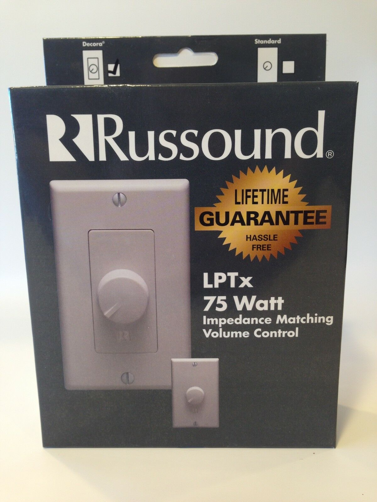 Russound Lptx 2d Ebay 262734332548 Volume Control 75 Watt Bone 6200 113512