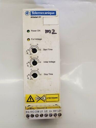 Schneider Electric Telemecanique ATSO1N222RT Soft Start/Stop, 3 Ph, 460V, 22Amps