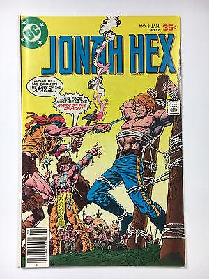 Jonah Hex #8 VF DC comic 1978