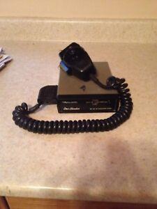 TRC-429 VINTAGE ONE HANDER RADIO WITH MIC!!!!!