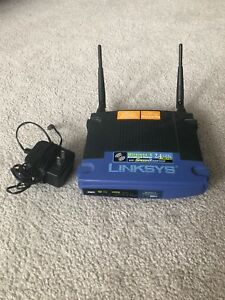 Linksys wrt54g v5