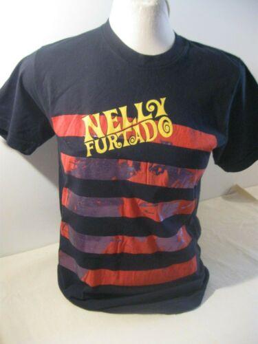 NELLY FURTADO LOOSE TOUR 2007 SHIRT