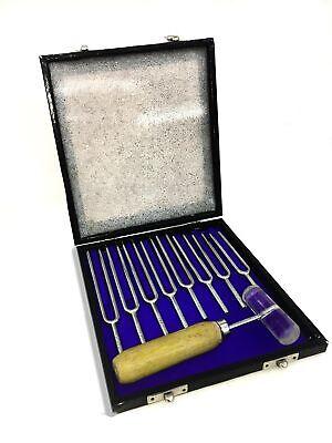 A-440 /& C-523.3 Set of 2 John Walker Professional Grade Tuning Fork