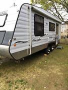 Majestic 20ft Caravan Concord Canada Bay Area Preview