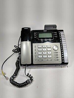 Rca Visys 25423re1-a 4-line Business Phone Desk Telephone