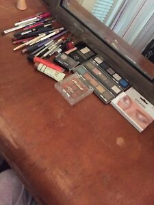 Makeup (from never used to very used)
