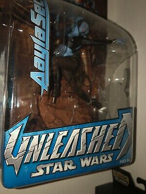 Star Wars UNLEASHED - MISP - Aayla Secura