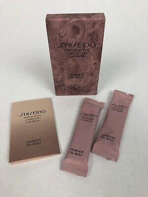 Shiseido Feminite Du Bois Parfum Stylo Refill Cartridge 1.8 ML RARE (Parfum Feminite Dubois)