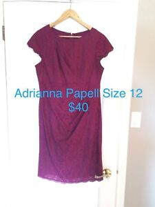 Adrianna Papell Size 12