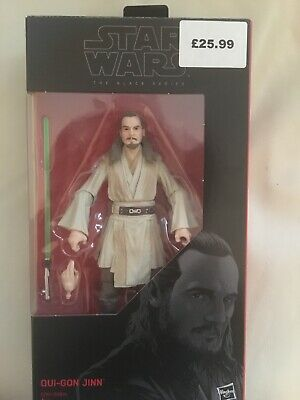 Star wars black series qui gon jinn