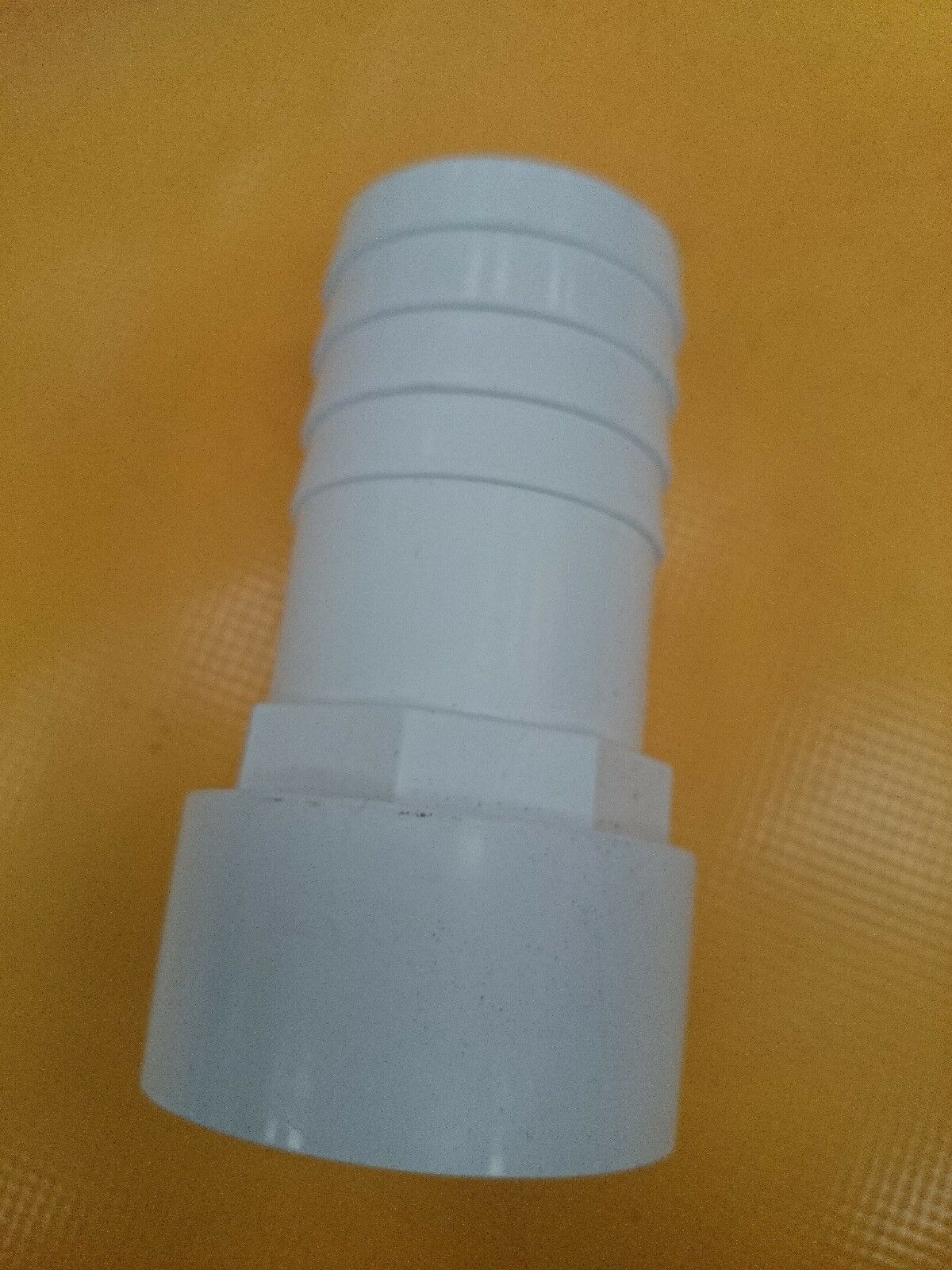 """Hosetail 1.25/"""" 1.25/"""" Swimming Pool Hose Connector"""