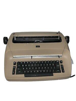 Vintage Ibm Correcting Selectric Iii Electric Typewriterworking