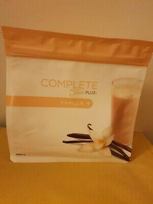 Juice Plus Complete Shake Vanilla 480g expires 03/2021