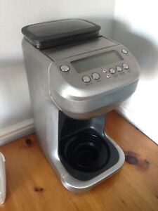 Breville YouBrew Coffee maker built in grinder