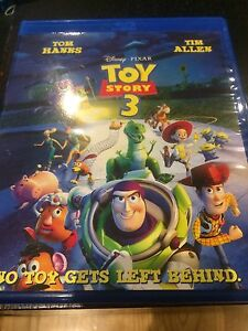 Toy Story 3 Blu Ray Chadstone Monash Area Preview