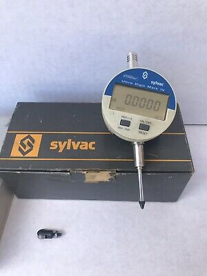 Fowler Sylvac Mark Iv Digital Depth Indicator 905.1504.11