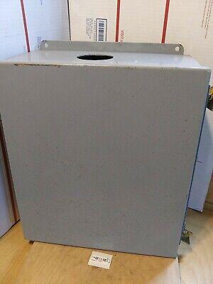 Hoffman A1412ch Panel Enclosure Box Type 12 13 14x12x6