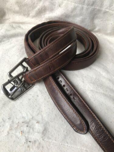 "S884  Stirrup Leathers CWD Calfskin, nylon-lined  140cm 56"" / Soft"