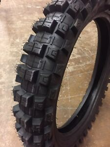 Brand new dirt bike tires (front & rear)
