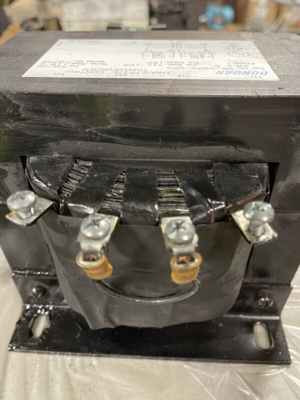 Dongan 50-2000-053 Industrial Control Transformer 2.0kVA