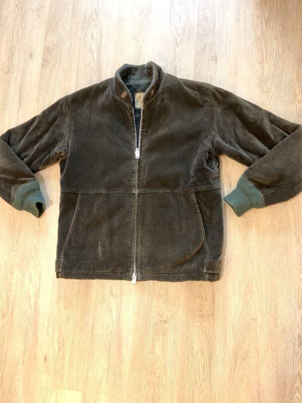 Vintage Mighty-Mac Out O Gloucestire Corduroy Jacket
