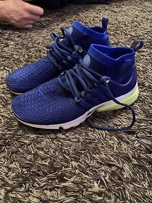 Nike Presto Flyknit Trainers Size 7