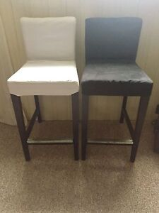 $40 for the pair - IKEA Bar stools
