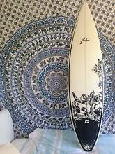 "6""4 Rusty Project Fibreglass Surfboard for sale Mount Barker Mount Barker Area Preview"