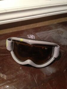 Snowboard goggles electric