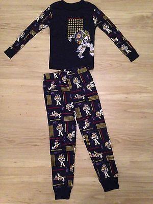 Baby Buzz Lightyear (2 Teiler Schlafanzug Disney Toy Story Buzz Lightyear Größe ca. 10 Monate NEU )