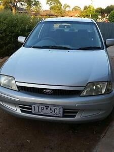 2000 Ford Laser Automatic 4 sylinder very economic good condition Deer Park Brimbank Area Preview