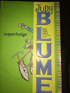 Judy Blume Superfudge