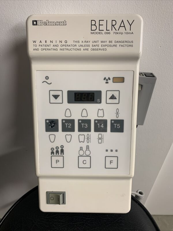 Used Belmont Belray Intra Oral X-ray Controller Only