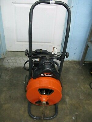 General Wire Mini-rooter Xp Drainsewer Cleaning Machine W 75 X 12